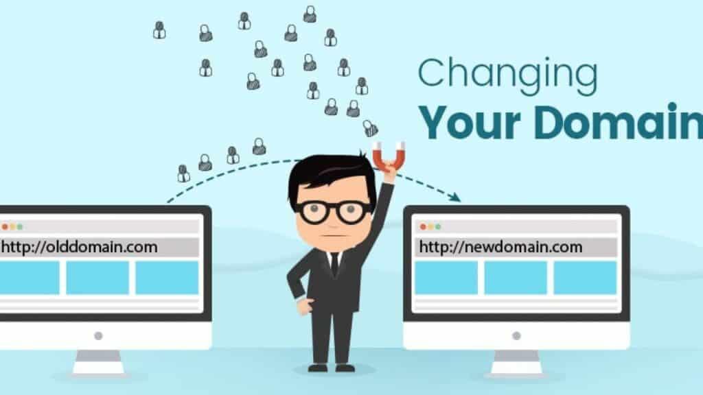 网站改域名对谷歌seo的影响