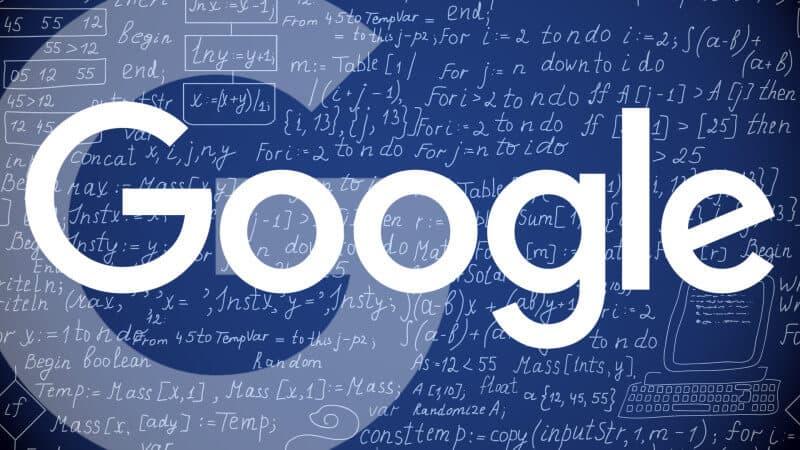 谷歌seo最新算法
