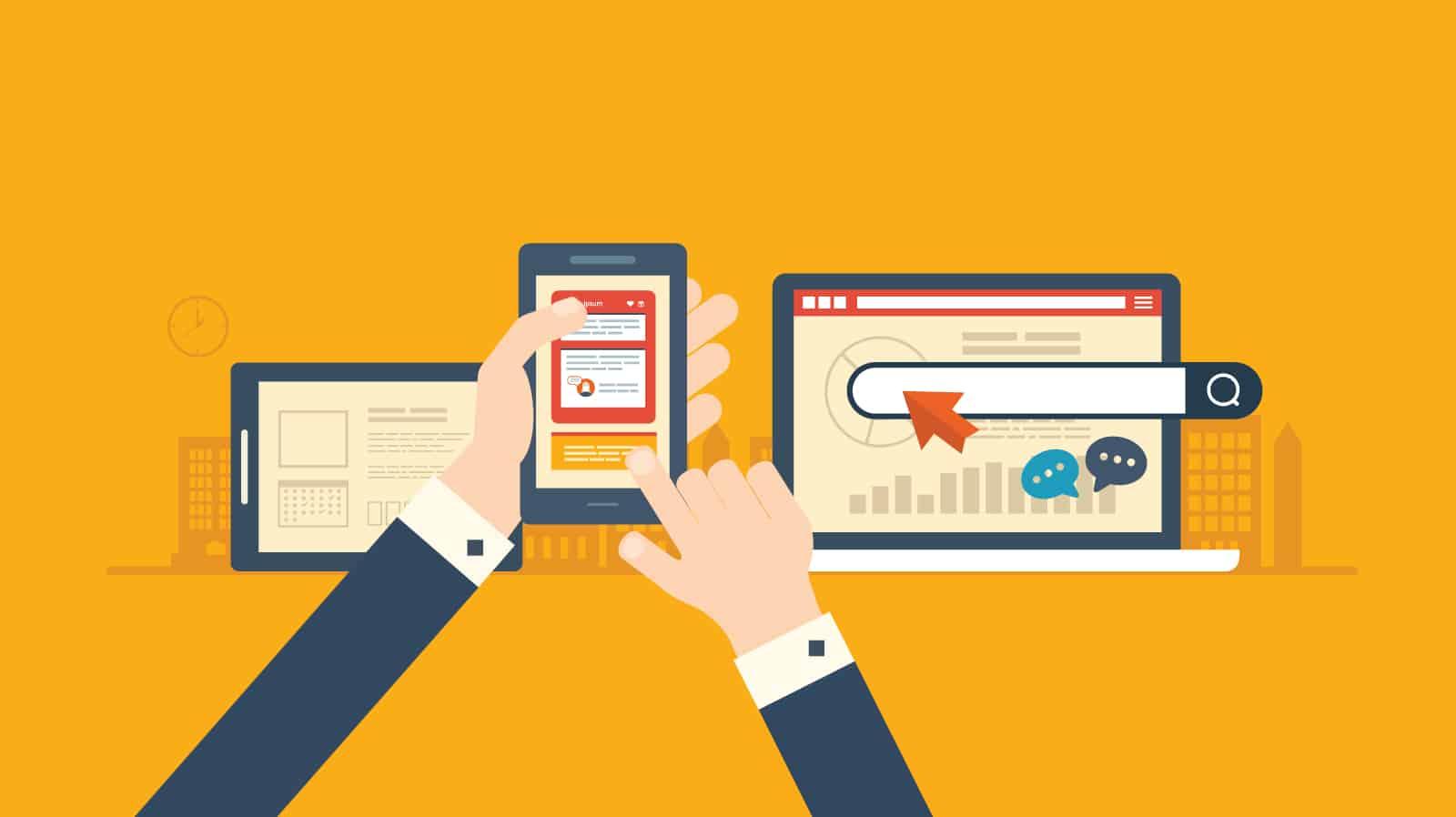 谷歌seo快速排名技巧-优化移动页面