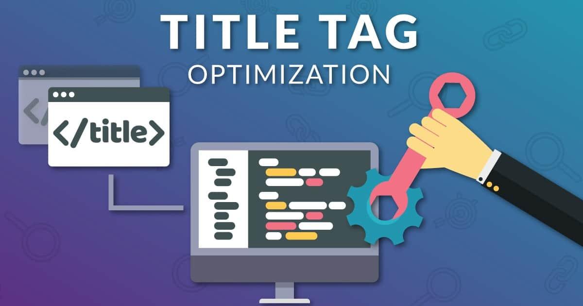 谷歌seo之如何网站内部优化?优化标题标签