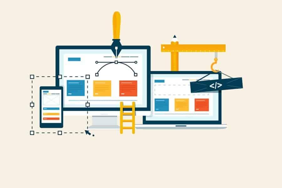 网站结构设计