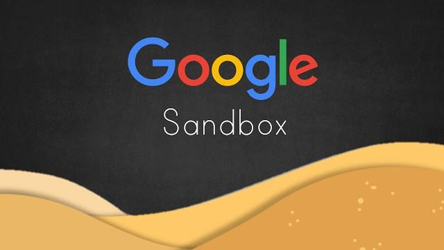 谷歌SEO沙盒
